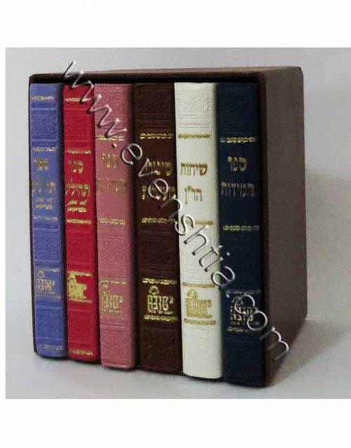 ספרי ברסלב (כיס) סקטי - ב נקודה טובה