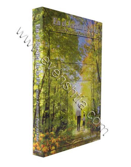 En el jardin de la fe La Guía Práctica Para la Vida| El Rabino Shalom Arush Breslov Libros Españoles,
