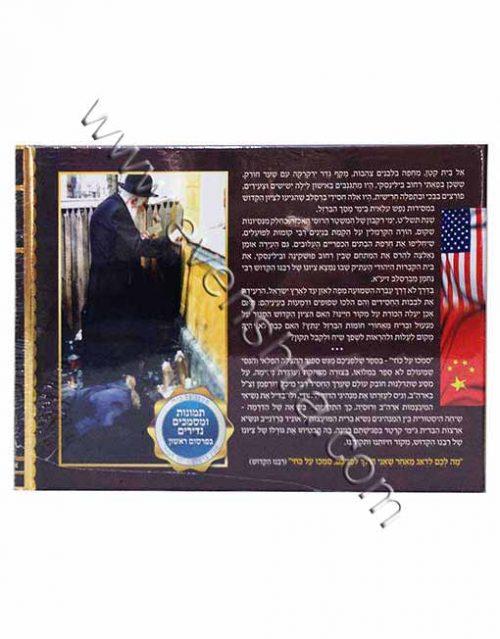 סמכו על כוחי - אהרון קליגר - מעובד לבני נוער - ספר על הציון הקדוש של רבי נחמן מברסלב