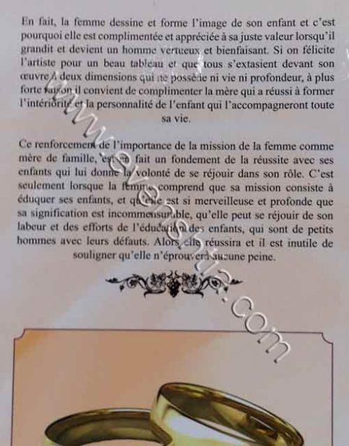 La Sagesse Feminine Rav SHalom Aroush Livres de Breslov français