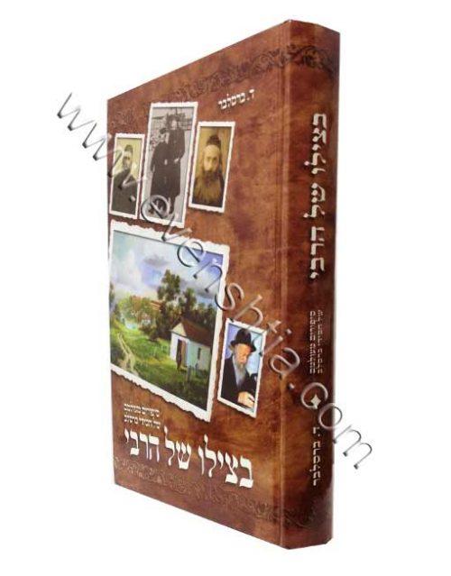 בצילו של הרבי - סיפורים מעולמם של חסידי ברסלב - ספרי רבי נחמן מברסלב