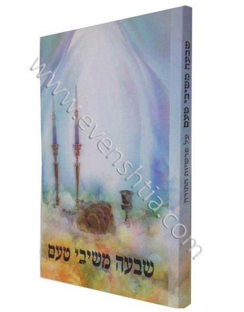 שבעה משיבי טעם הרב שמואל שטרן ספרי רבי נחמן מברסלב